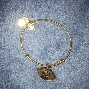 Alex and Ani Green Bay Packers bracelet